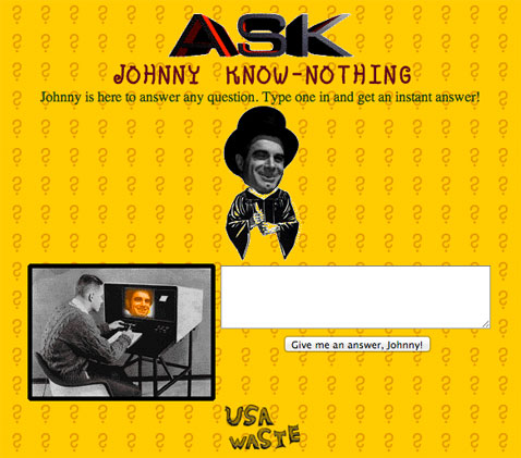 Johnny Know Nothing